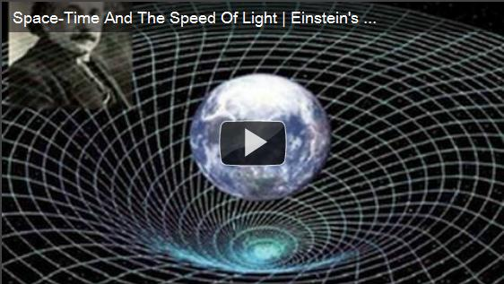 Space-Time And The Speed Of Light